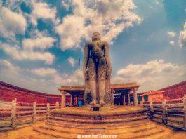 Bahubali at Karkala
