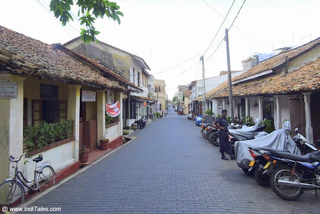 Church Street - Galle Fort