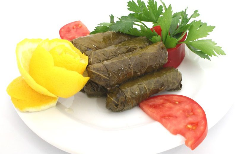 Dolma - Vegetarian Food in Turkey