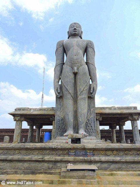 Monolithic Gomateshwara Statue at Karkala