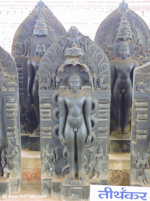 Jain Tirthankara statue at Karkala