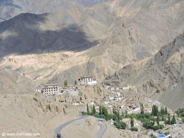 Lamayuru Monastery - Ladakh