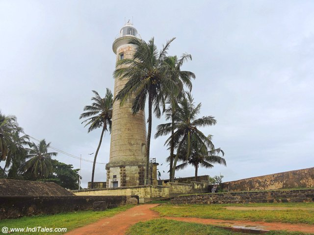 Lighthouse at the Fort