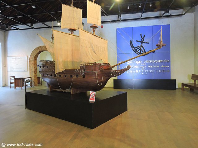 Maritime Museum, Galle