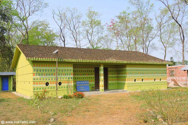 Tharu Cultural Museum - Meghauli