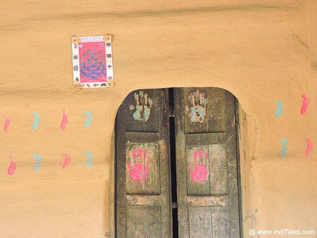 A Tharu Home in Chitwan