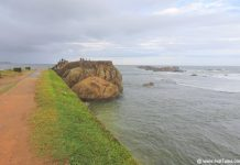 Galle Fort Walls