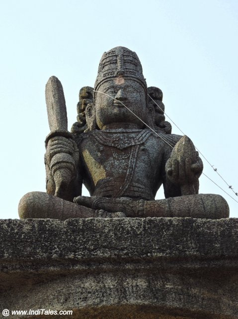 Yaksha at Venur