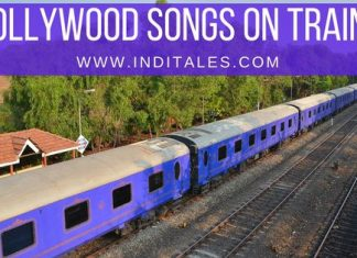 Bollywood Songs On Trains