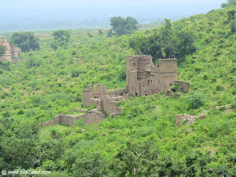 Ruins of the Haunted Fort