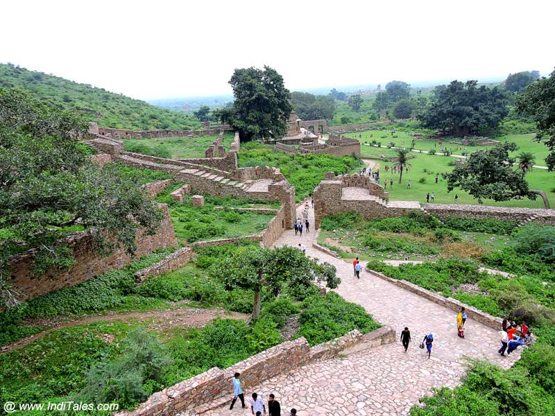 Bhangarh Fort - haunting of the Day Trips from Jaipur