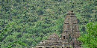 Mangala Mata Temple - Bhangarh Fort
