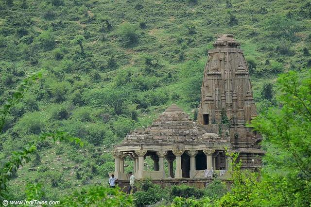 Mangala Mata Temple at Bhangarh Fort
