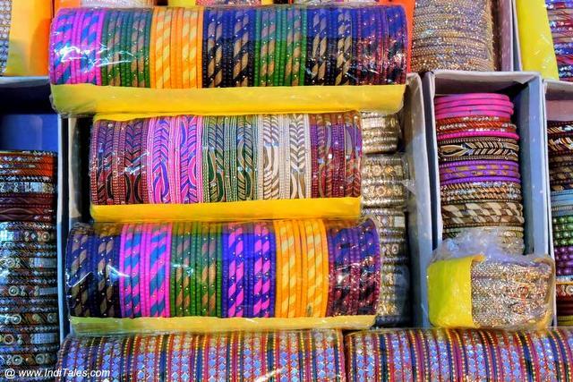 Rajasthani Lac Bangles - Jaipur Souvenirs