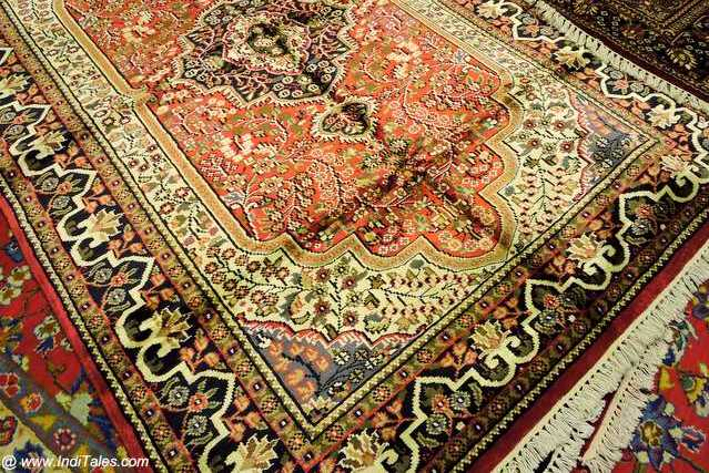 The Jaipur Hand Knotted Rugs