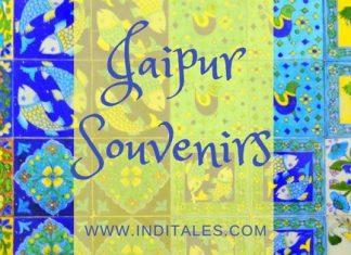 Jaipur Souvenirs - Shopping in Rajasthan