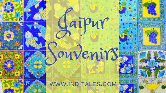 Jaipur Souvenirs - Shopping in Rajasthan