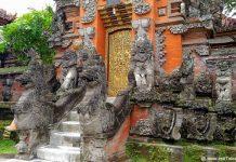 Ubud in Bali - Indonesia