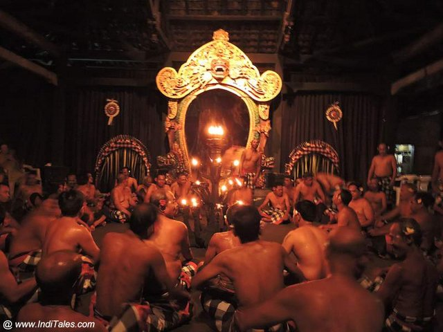 Kecak or the Balinese Ramayana Performance - Ubud