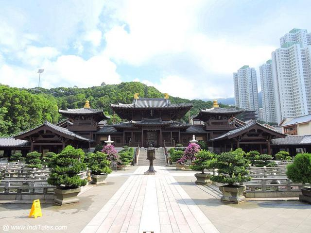 The Chi Lin Nunnery
