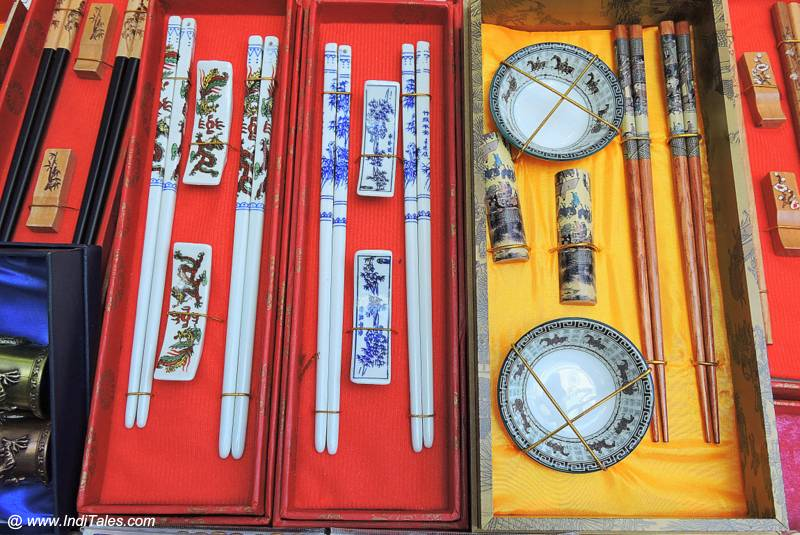 Chopsticks - Hong Kong Souvenirs