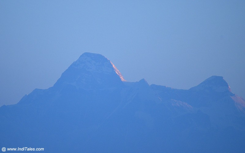 Himalayan Peaks view