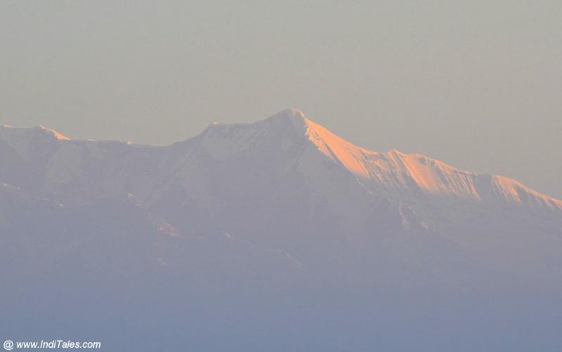 Himalayas View