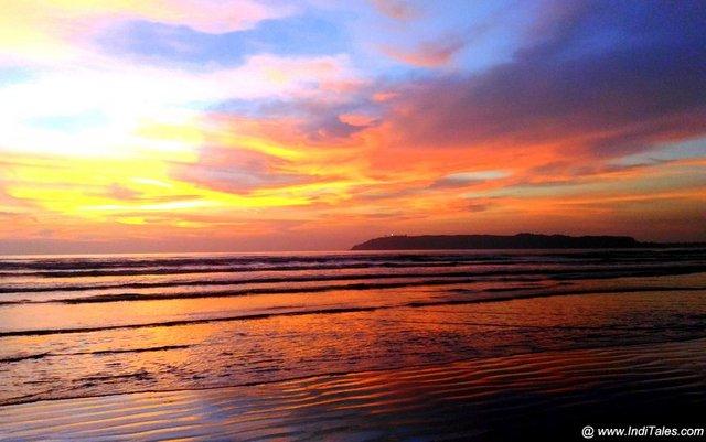 Miramar Beach - Places to visit in Panjim