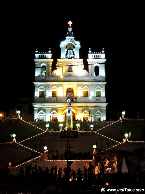 Our Lady of Immaculate Conception Church, Panjim