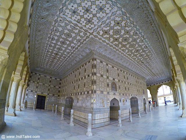 Sheesh Mahal - Amer Fort
