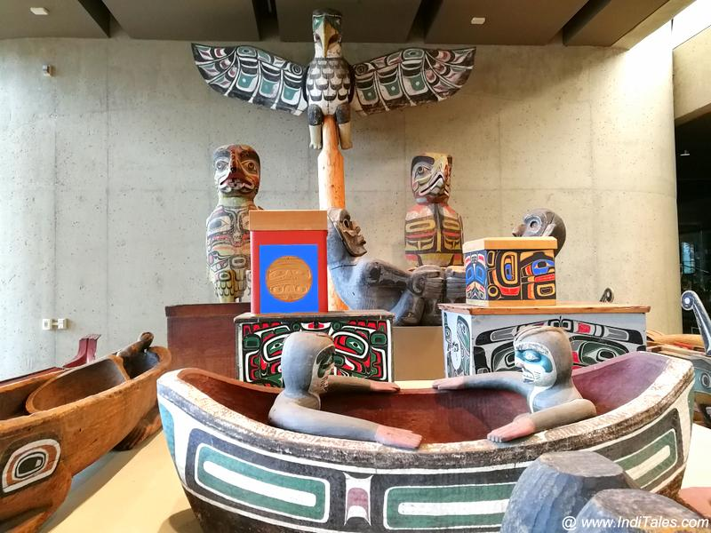 Art of First Nations, British Columbia, Canada