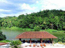 Kandy - on the banks of Mahaweli River