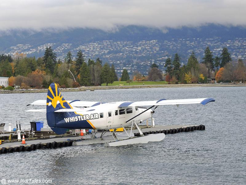 Seaplane at Vancouver Harbour - Things to do during your Visit to Canada