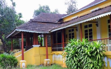 Colorful Houses of Madgaon
