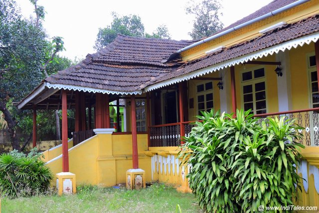 Colorful Houses - Madgaon Heritage Walk