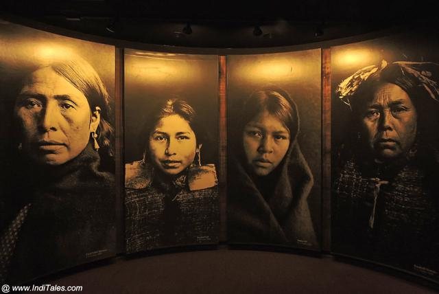 Portraits of British Columbia First Nations Women
