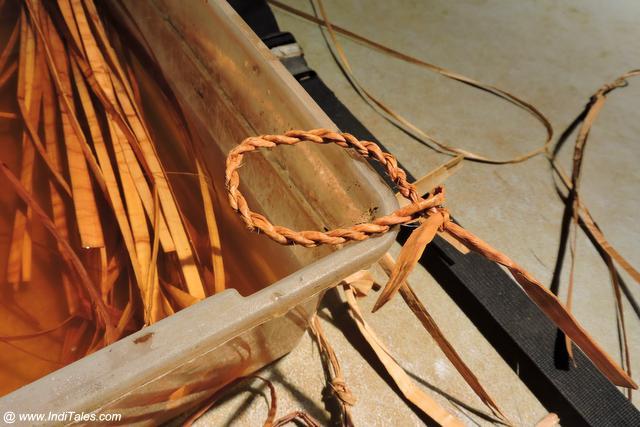 Cedar Tree Bark Bracelet
