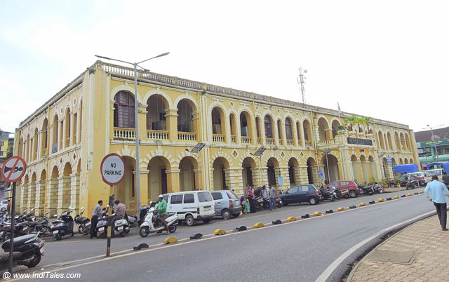 Municipal Building - Madgaon - Goa
