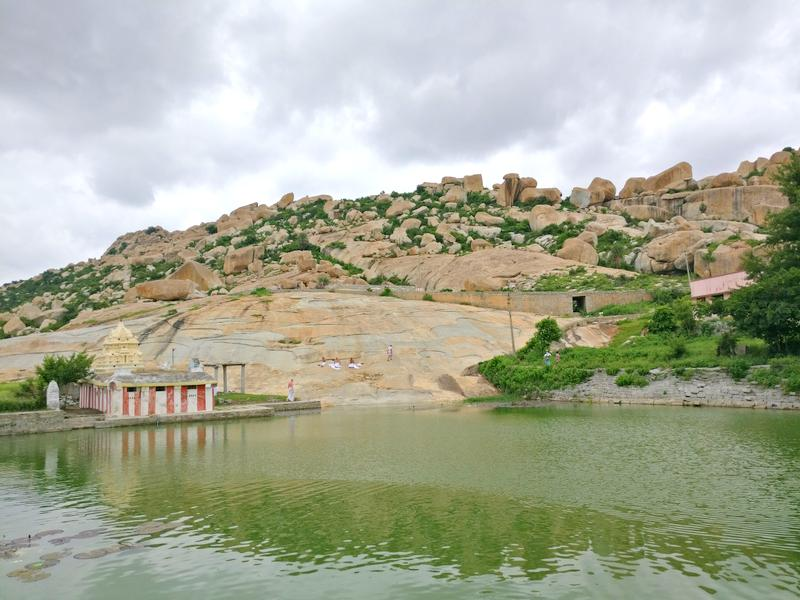 Ramalingeshwara Group of Temples in Avani