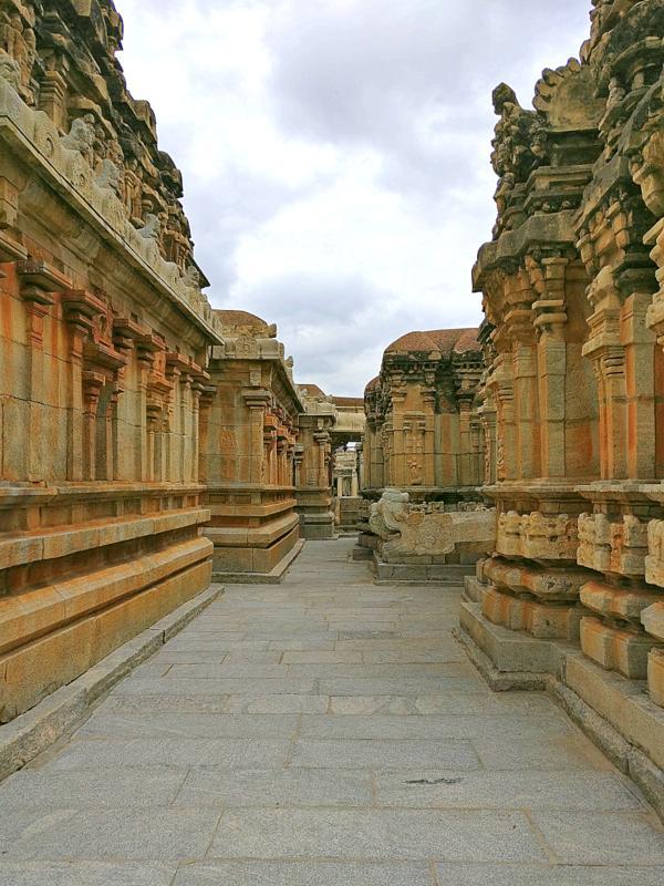 Ramlingeshwara Temple complex - Avani, Kolar