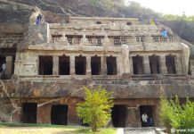 Undavalli Caves - Andhra Pradesh