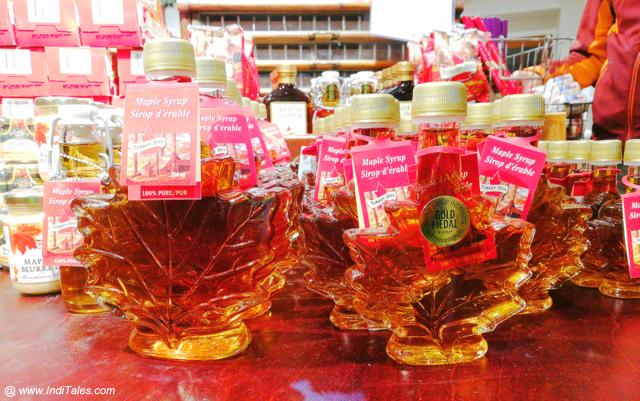 Maple Syrup - Quintessential gift from Canada