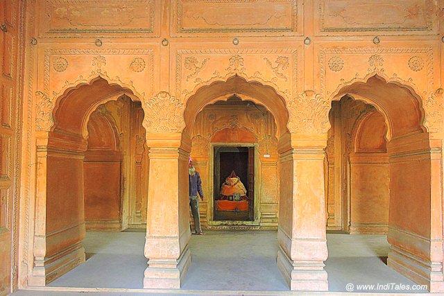 Baba Ala Singh Samadhi - Patiala - Punjab
