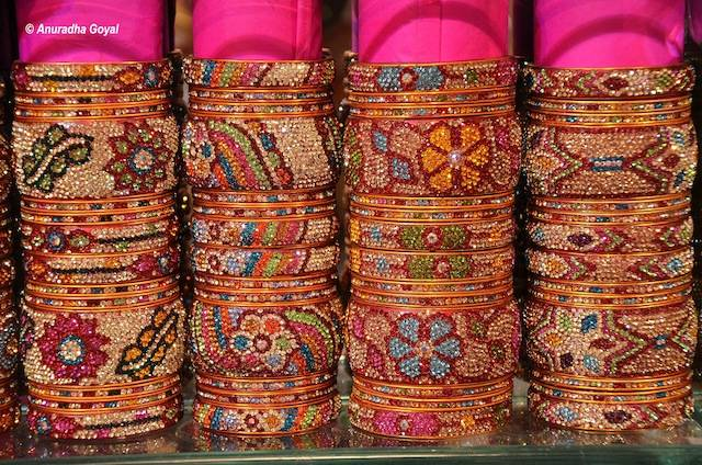Bangles of Laad Bazaar, Hyderabad