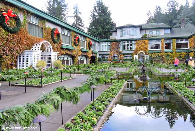 Ross Around Me >> Must See Butchart Gardens And Other Victoria BC Gardens | Inditales