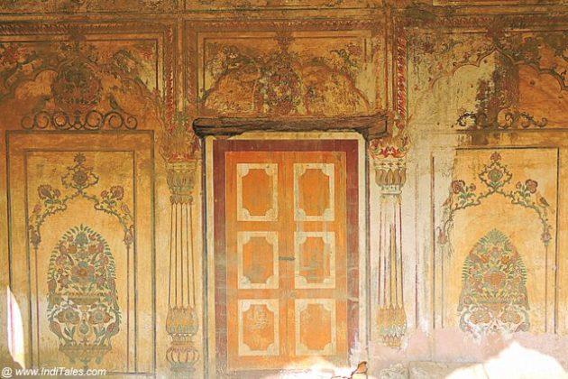 Wall Murals - Qila Mubarak - Patiala