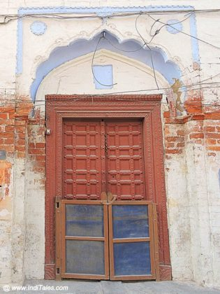 The Heritage Doors of Patiala