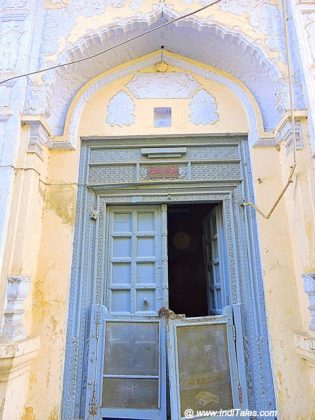 Heritage Doors of Patiala