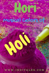 Hori Thumris - Must Listen Playful Music Of Holi | Inditales