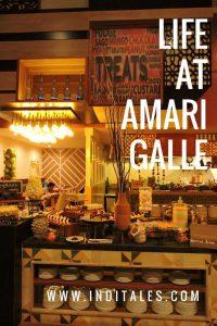 Life at Amari Galle, Sri Lanka